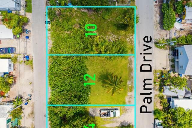 12 Palm Drive, Saddlebunch, FL 33040 (MLS #597200) :: KeyIsle Group