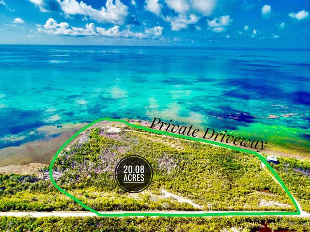 15796 Old State Road 4A, Sugarloaf Key, FL 33042 (MLS #597308) :: Jimmy Lane Home Team