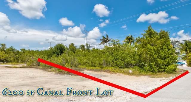 Antigua Lane #1, Ramrod Key, FL 33042 (MLS #597319) :: Jimmy Lane Home Team