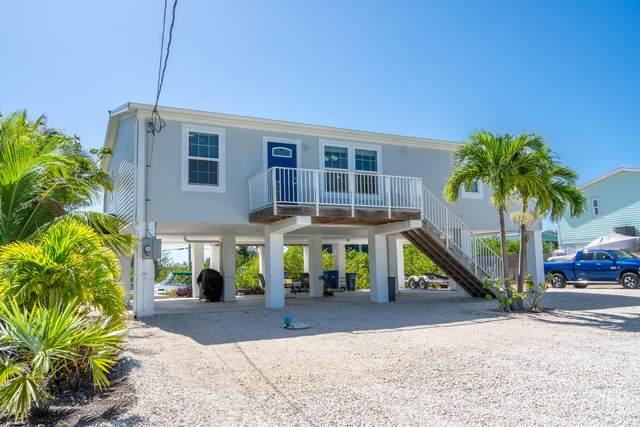 786 Jamaica Lane, Little Torch Key, FL 33042 (MLS #597437) :: Key West Luxury Real Estate Inc