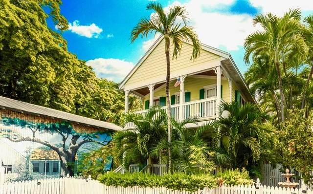 619 Simonton Street #7, Key West, FL 33040 (MLS #597477) :: BHHS- Keys Real Estate