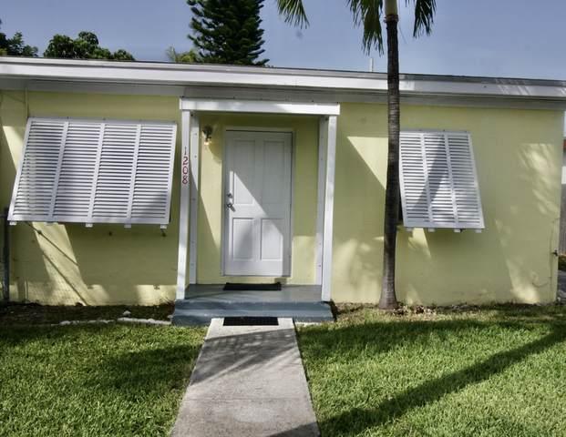 1208 Bay Street, Key West, FL 33040 (MLS #597579) :: BHHS- Keys Real Estate