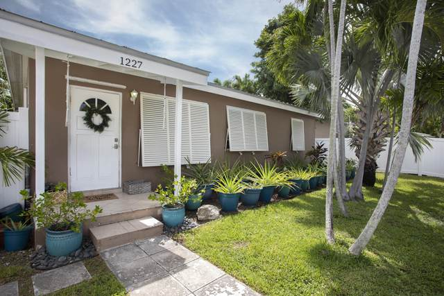 1227 20Th, Key West, FL 33040 (MLS #597614) :: Jimmy Lane Home Team