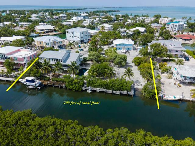 408 Palm Drive, Lower Matecumbe, FL 33036 (MLS #597648) :: Brenda Donnelly Group