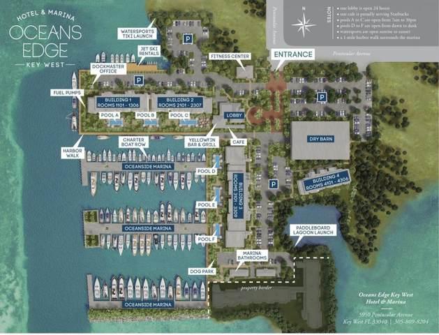 5950 Peninsular Avenue #627, Stock Island, FL 33040 (MLS #597651) :: Jimmy Lane Home Team