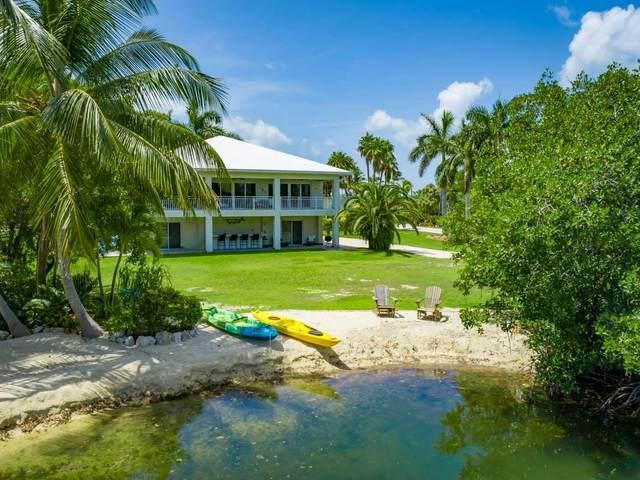 1008 E Buttonwood Drive, Sugarloaf Key, FL 33042 (MLS #597652) :: Keys Island Team