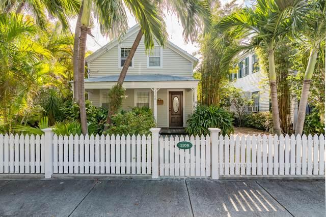1106 Petronia Street, Key West, FL 33040 (MLS #597724) :: BHHS- Keys Real Estate