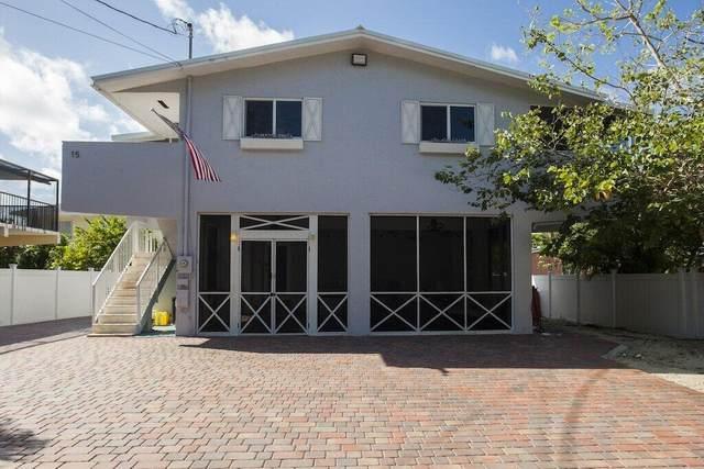 15 Garden Cove Drive, Key Largo, FL 33037 (MLS #597729) :: Jimmy Lane Home Team