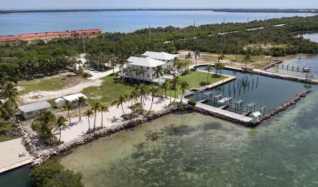 69401 Overseas Highway 4-10, Long Key, FL 33001 (MLS #597738) :: BHHS- Keys Real Estate
