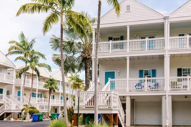 3029 N Roosevelt Boulevard #22, Key West, FL 33040 (MLS #597751) :: Coastal Collection Real Estate Inc.