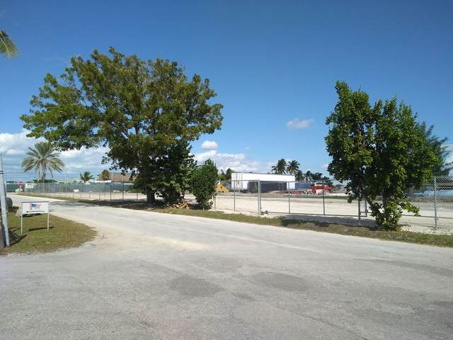 124 Toppino Industrial Drive, Rockland Key, FL 33040 (MLS #597782) :: Key West Vacation Properties & Realty