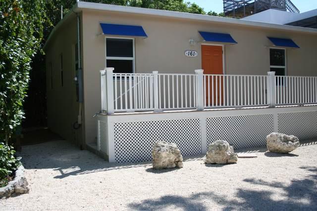 161 Dove Lake Drive, Key Largo, FL 33070 (MLS #597784) :: Keys Island Team