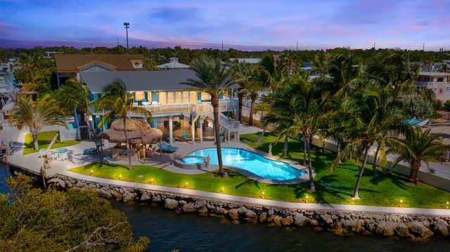 900 Lobster Lane, Key Largo, FL 33037 (MLS #597785) :: Keys Island Team