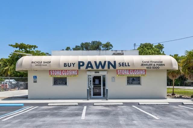 102071 Overseas Highway, Key Largo, FL 33037 (MLS #597791) :: Brenda Donnelly Group