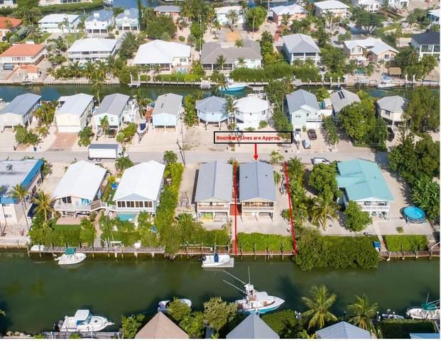 117 N Anglers Drive, Marathon, FL 33050 (MLS #597792) :: BHHS- Keys Real Estate
