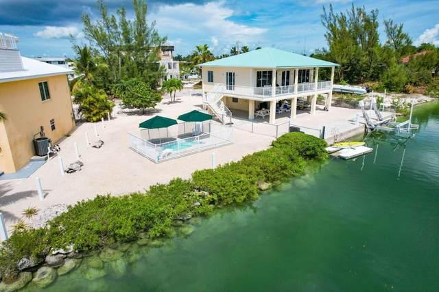449 Pattison Drive, Cudjoe Key, FL 33042 (MLS #597804) :: Key West Luxury Real Estate Inc