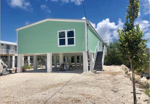 49 Blue Water Drive, Saddlebunch, FL 33040 (MLS #597838) :: Keys Island Team