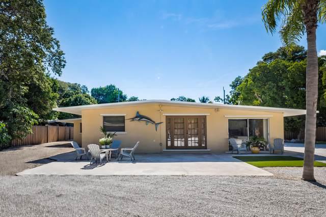 133 N Hammock Road, Upper Matecumbe Key Islamorada, FL 33036 (MLS #597939) :: Key West Luxury Real Estate Inc