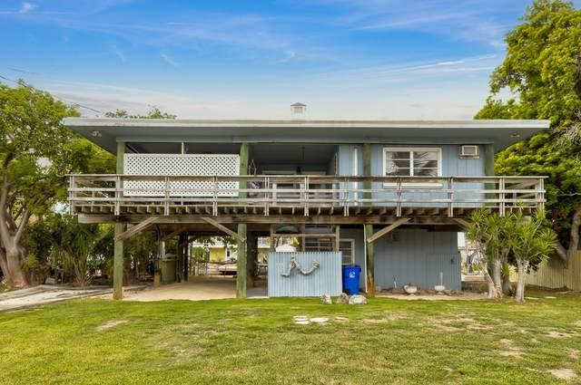207 Sonny Road, Plantation Key, FL 33070 (MLS #597983) :: BHHS- Keys Real Estate