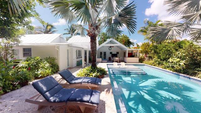 411 Louisa Street, Key West, FL 33040 (MLS #597996) :: Better Homes and Gardens Real Estate / Destinations