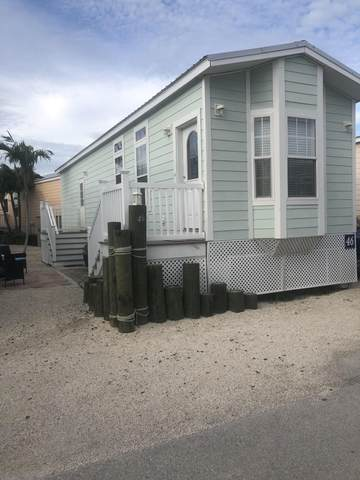 5031 5th Avenue #46, Stock Island, FL 33040 (MLS #598000) :: Key West Vacation Properties & Realty