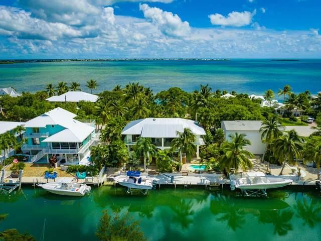 540 Sawyer Drive, Cudjoe Key, FL 33042 (MLS #598010) :: Keys Island Team