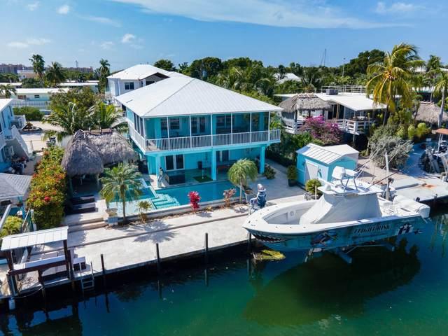 149 Plantation Drive, Plantation Key, FL 33070 (MLS #598016) :: BHHS- Keys Real Estate