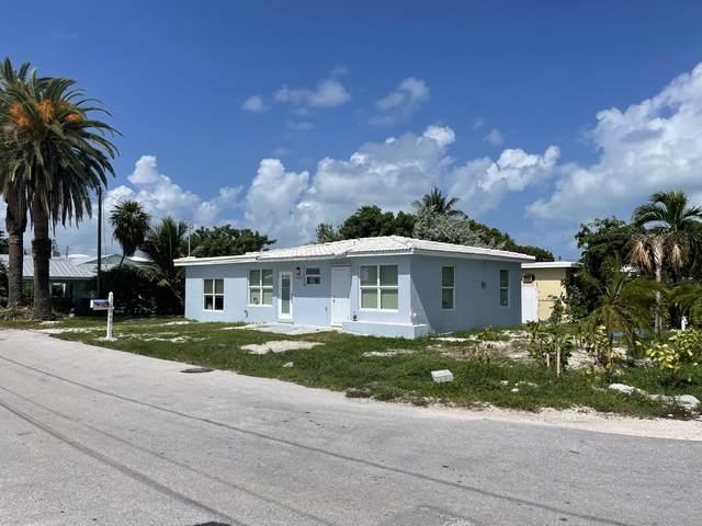 10980 5Th Avenue Ocean, Marathon, FL 33050 (MLS #598045) :: Brenda Donnelly Group