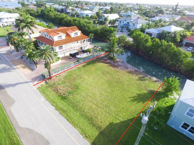 200 15th Circle, Key Colony, FL 33051 (MLS #598054) :: Better Homes and Gardens Real Estate / Destinations