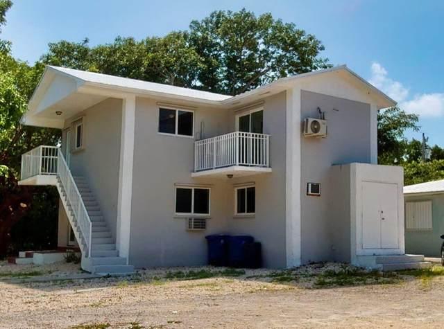 102 Harry Harris Drive, Key Largo, FL 33037 (MLS #598059) :: Brenda Donnelly Group