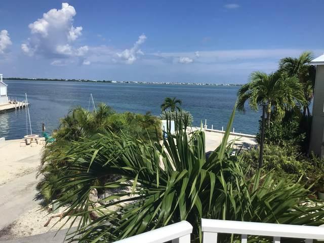 701 Spanish Main Drive #154, Cudjoe Key, FL 33042 (MLS #598069) :: Key West Luxury Real Estate Inc
