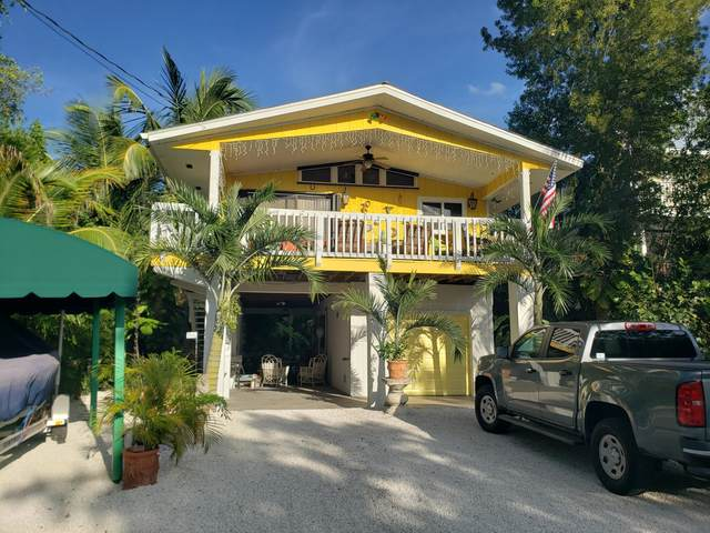 716 N Lake Drive, Key Largo, FL 33037 (MLS #598092) :: Key West Vacation Properties & Realty