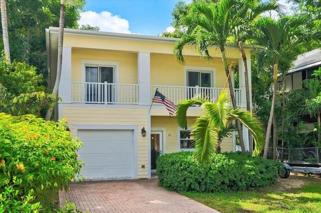 15 SE Marlin Avenue, Key Largo, FL 33037 (MLS #598127) :: Infinity Realty, LLC