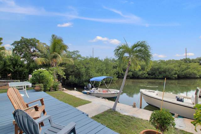 20 S Conch Avenue, Conch Key, FL 33050 (MLS #598139) :: Better Homes and Gardens Real Estate / Destinations