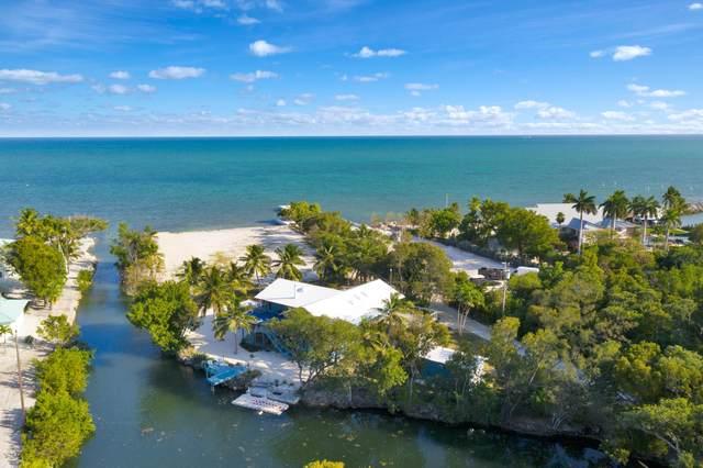 87901 Old Highway, Plantation Key, FL 33036 (MLS #598165) :: BHHS- Keys Real Estate