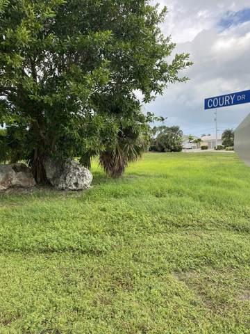 Coury Drive, Key Colony, FL 33051 (MLS #598230) :: Jimmy Lane Home Team