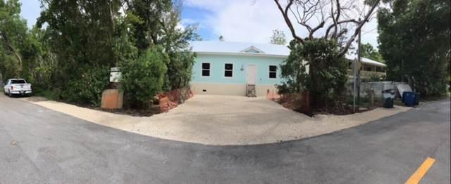 120 Peace Avenue, Key Largo, FL 33070 (MLS #598231) :: Jimmy Lane Home Team