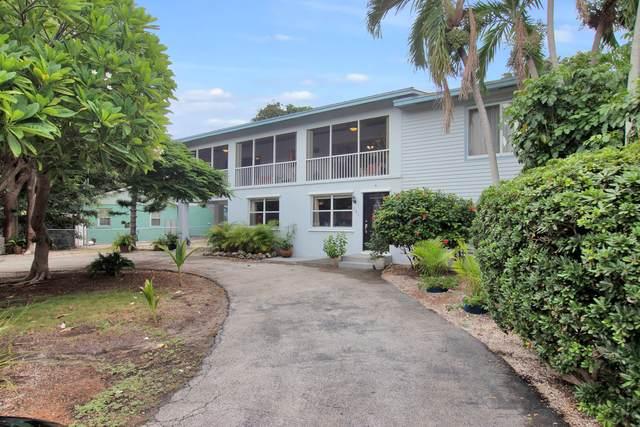 161 Harborview Drive, Key Largo, FL 33070 (MLS #598233) :: Jimmy Lane Home Team