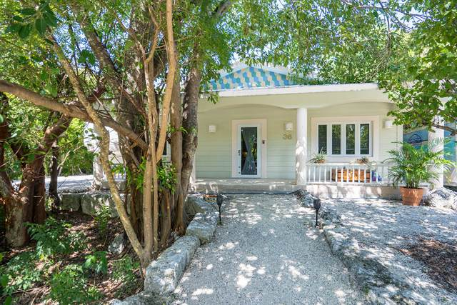 36 Seagate Boulevard, Key Largo, FL 33037 (MLS #598234) :: Infinity Realty, LLC
