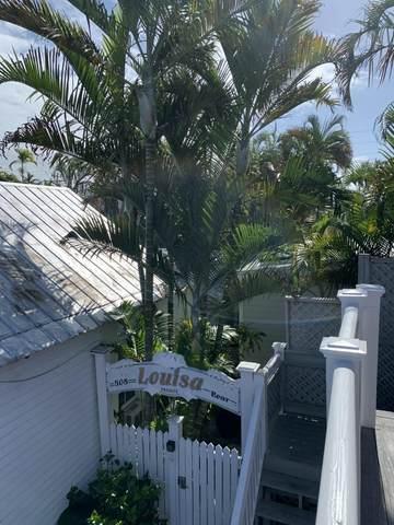 508 Louisa Street #3, Key West, FL 33040 (MLS #598235) :: Jimmy Lane Home Team