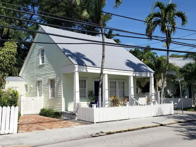 709 Olivia Street, Key West, FL 33040 (MLS #598245) :: Infinity Realty, LLC