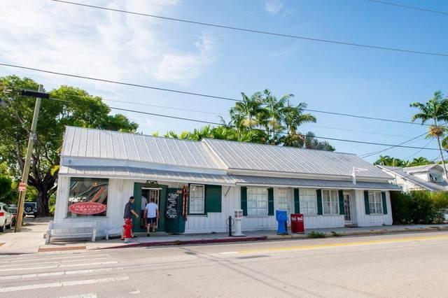 930 Eaton Street, Key West, FL 33040 (MLS #598257) :: Keys Island Team