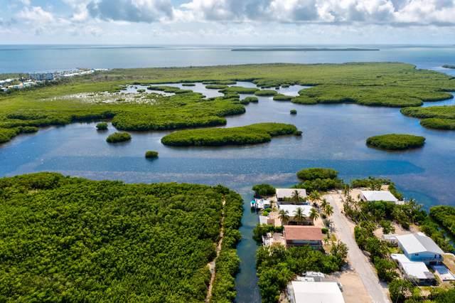 209 W Canal Drive, Key Largo, FL 33037 (MLS #598258) :: Keys Island Team