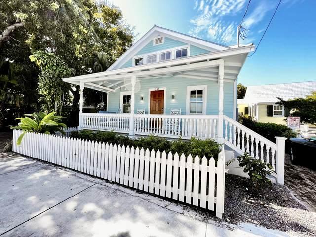 312 Margaret Street, Key West, FL 33040 (MLS #598259) :: Keys Island Team