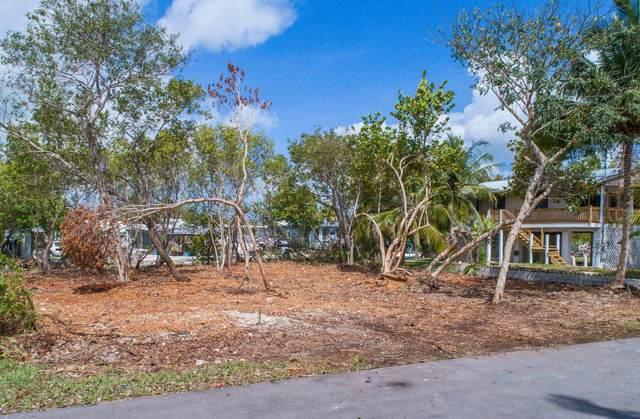 Lot 5 Carolyn Avenue, Little Torch Key, FL 33042 (MLS #575229) :: Jimmy Lane Home Team
