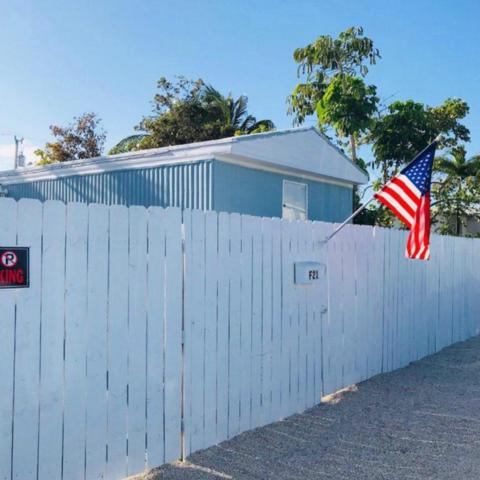 F21 Cross Street, Stock Island, FL 33040 (MLS #580630) :: Jimmy Lane Real Estate Team