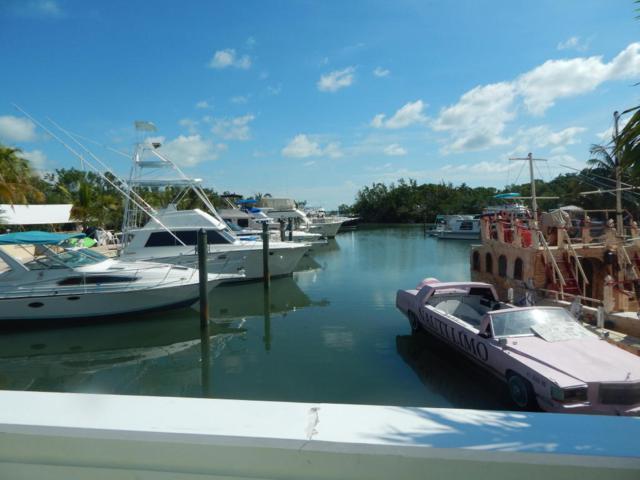 96 Madeira Road Slip 6, Upper Matecumbe Key Islamorada, FL 33036 (MLS #580709) :: KeyIsle Realty