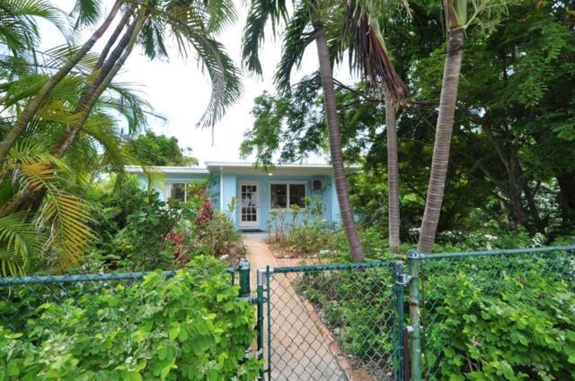 12 Bay Drive, Saddlebunch, FL 33040 (MLS #580977) :: Jimmy Lane Real Estate Team