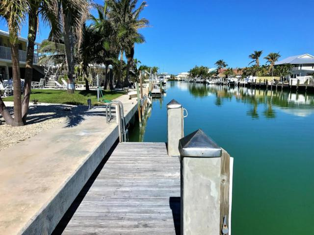 610 11Th Street, Key Colony, FL 33051 (MLS #581120) :: KeyIsle Realty