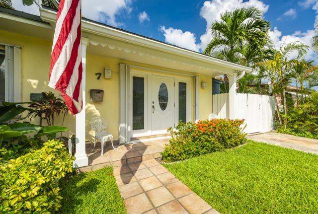 7 Arbutus Drive, Key Haven, FL 33040 (MLS #581220) :: Jimmy Lane Real Estate Team